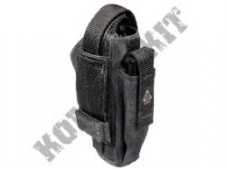 Deluxe Ambidextrous Belt Hip Holster Tactical Black Nylon